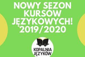 Nowy Sezon Kursów 2019/2020! ZAPISY START!