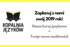 Nowy Rok - Nowe Kursy - Nowe Możliwości!